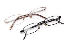 Two specs Royalty Free Stock Photo