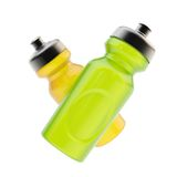 Two sport drinking bottles Royalty Free Stock Photography