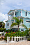 Two Story Beach House Stock Photos