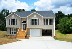 Two story home, Bogart, Georgia Royalty Free Stock Photography