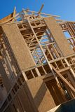 Two Story Home Construction Stock Photos