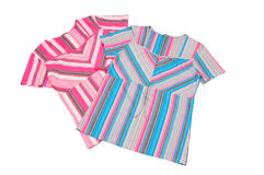 Two striped dress. Stock Photos