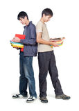 Two student Stock Images
