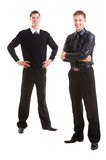 Two successful businessmen Royalty Free Stock Image
