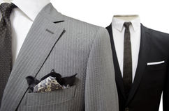 Two suits Royalty Free Stock Image