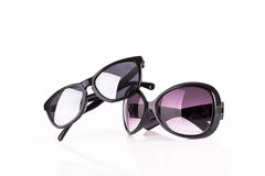 Two sunglasses Stock Photography