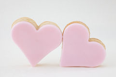 Free Two Sweet Hearts Royalty Free Stock Image - 12038896