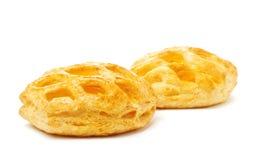 Two sweet pies Stock Photos