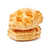 Two sweet pies Royalty Free Stock Photo