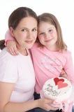 Two Sweethearts Stock Image