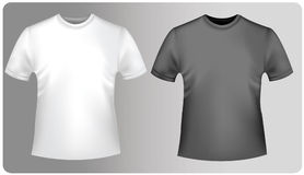 Two T-shirts. Royalty Free Stock Photography