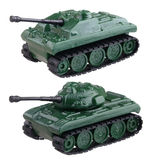 Two tanks Stock Photography