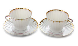 Two tea cups Royalty Free Stock Image