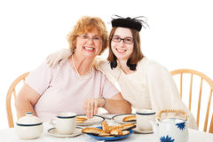 Two For Tea Stock Photos