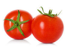 Two tomato Royalty Free Stock Photography