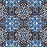 Two-tone fabulous seamless pattern. You can use it for invitatio. Ns, notebook covers, phone case, postcards, cards, ceramics, carpets and so on. Artwork for Stock Photography