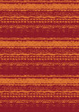 Two-tone modular fabric texture Royalty Free Stock Images