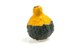 Two-tone pumpkin Stock Image