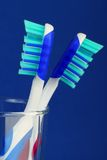 Two tooth brush Stock Image