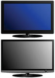 Two TV Stock Image