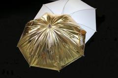 Two umbrellas. Royalty Free Stock Photo