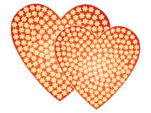 Two valentines Royalty Free Stock Image