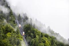 Funicular, Hallstatt, Austria