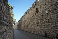 Two walls Royalty Free Stock Photography