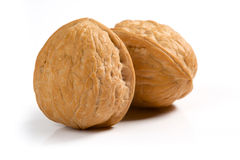 Free Two Walnuts Royalty Free Stock Photo - 49773165