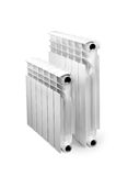 Two water radiator Royalty Free Stock Photography