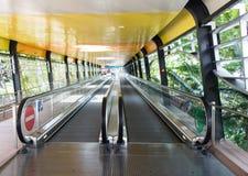 Two Way Travelator Stock Image