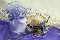 Two weeding Favors Royalty Free Stock Photography