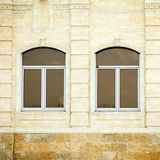 Two windows Stock Photos