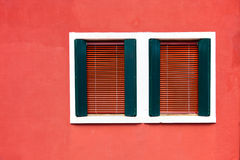 Two windows Royalty Free Stock Photography