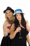 Two woman Stock Image