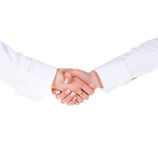 Two Woman Shaking Hands Stock Photos