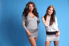 Two women Stock Image