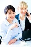 Two women Stock Photos