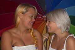 Two women Royalty Free Stock Photos