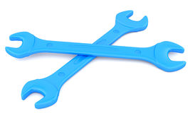 Two wrenches Royalty Free Stock Photography