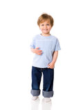 Two years boy Stock Image