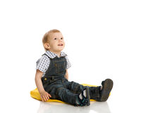 Two years boy Royalty Free Stock Photo