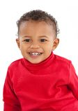 Two Years Old African American Boy Stock Image