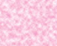 Tworząca menchia Chmurnieje tło Obraz Stock