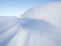 tworzenie śnieg Zdjęcia Royalty Free