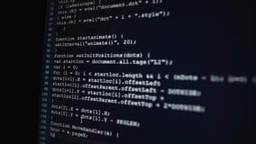 Tworzenie program używać ogromną liczbę charaktery na ekranie Szybki teksta wkład dla oprogramowania Komputer zbiory wideo