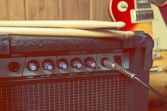 Tworzy muzyka rockowa Fotografia Stock