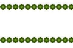 Tworzy od liścia Fotografia Stock