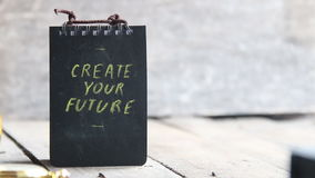 Tworzy Twój przyszłość zbiory wideo