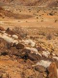 Twyfelfontein Zdjęcie Stock